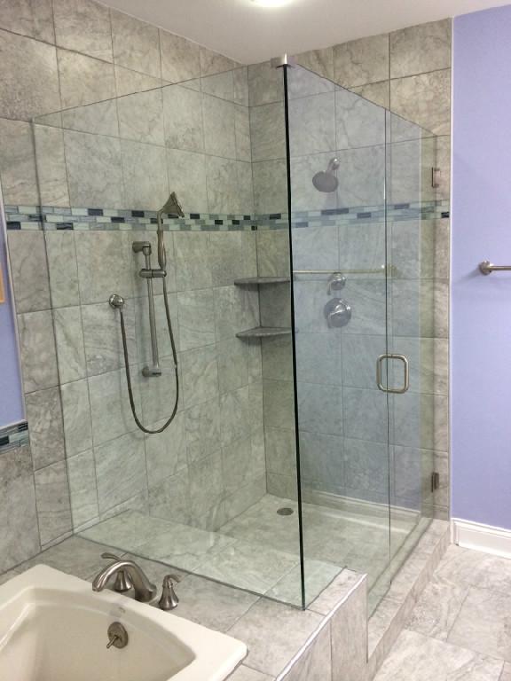 Repairing Fabrication And Supply Of Frameless Shower Door